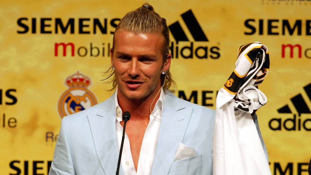David Beckham va vet seo thay doi ca su nghiep hinh anh 3 bec.jpg