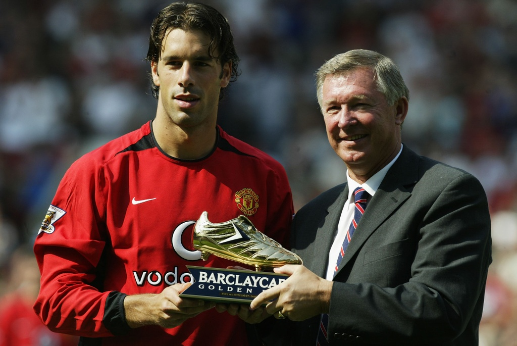 Van Nistelrooy mat tat ca tai MU vi chui Ronaldo hinh anh 2 sir.jpg