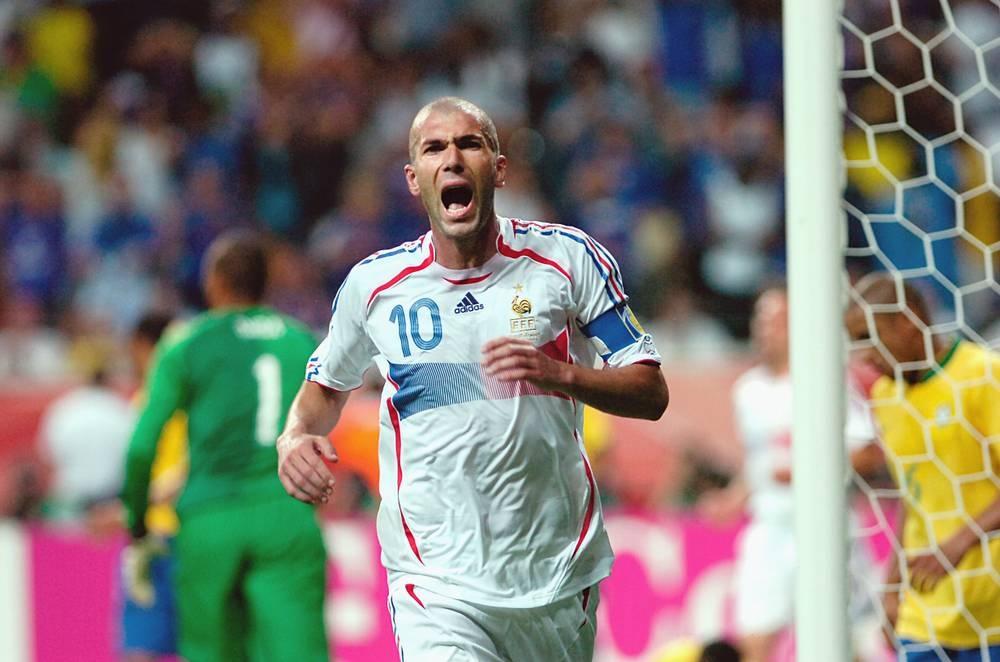 Ngay Zidane khuat phuc ca Ronaldinho lan Ronaldo hinh anh 1 ziziu1.jpg