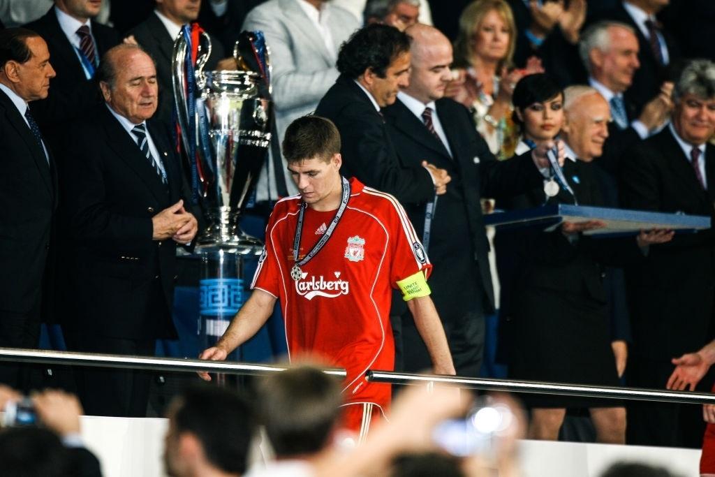 Gerrard va ngay phai nhin AC Milan tra mon no Istanbul hinh anh 4 gerrard56.jpg