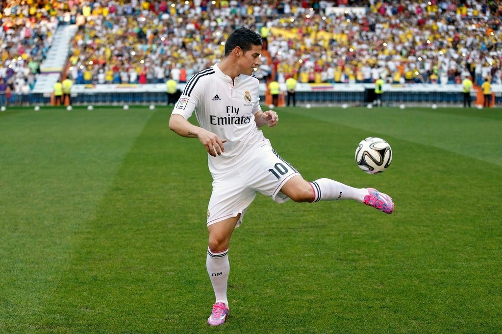 james rodriguez real madrid anh 1