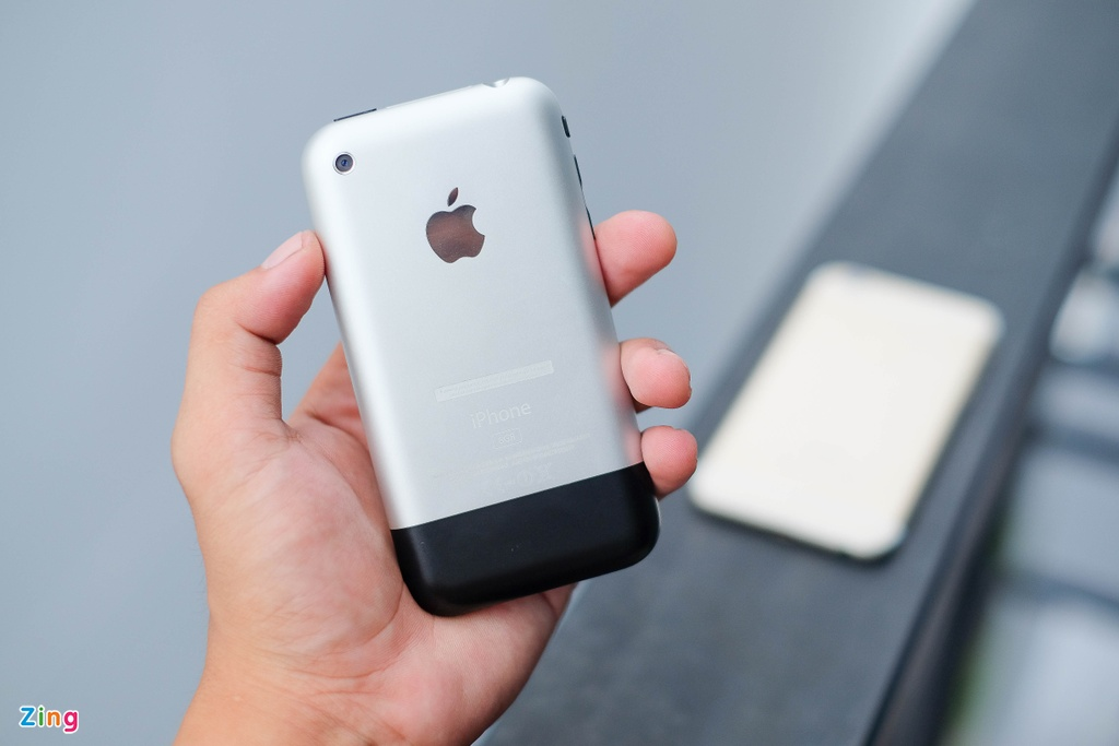 iPhone doi dau nguyen hop gia 1.000 USD tai Viet Nam hinh anh 7