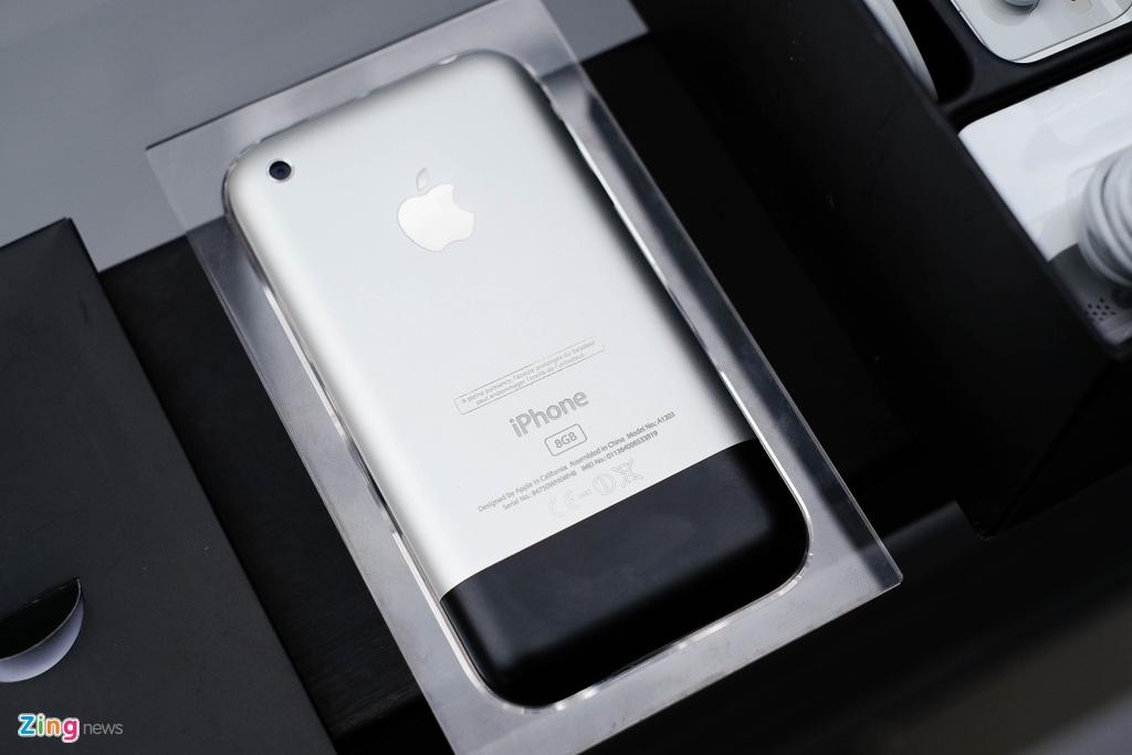 iPhone doi dau nguyen hop gia 1.000 USD tai Viet Nam hinh anh 12