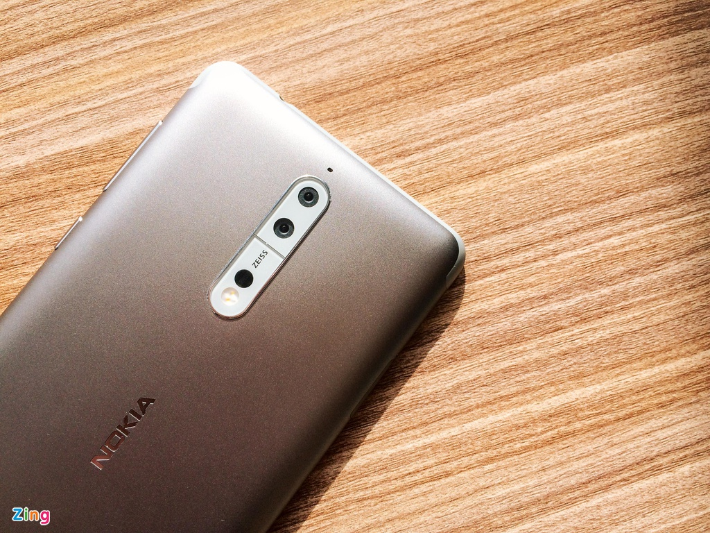 Nokia 8 chinh thuc ra mat anh 6
