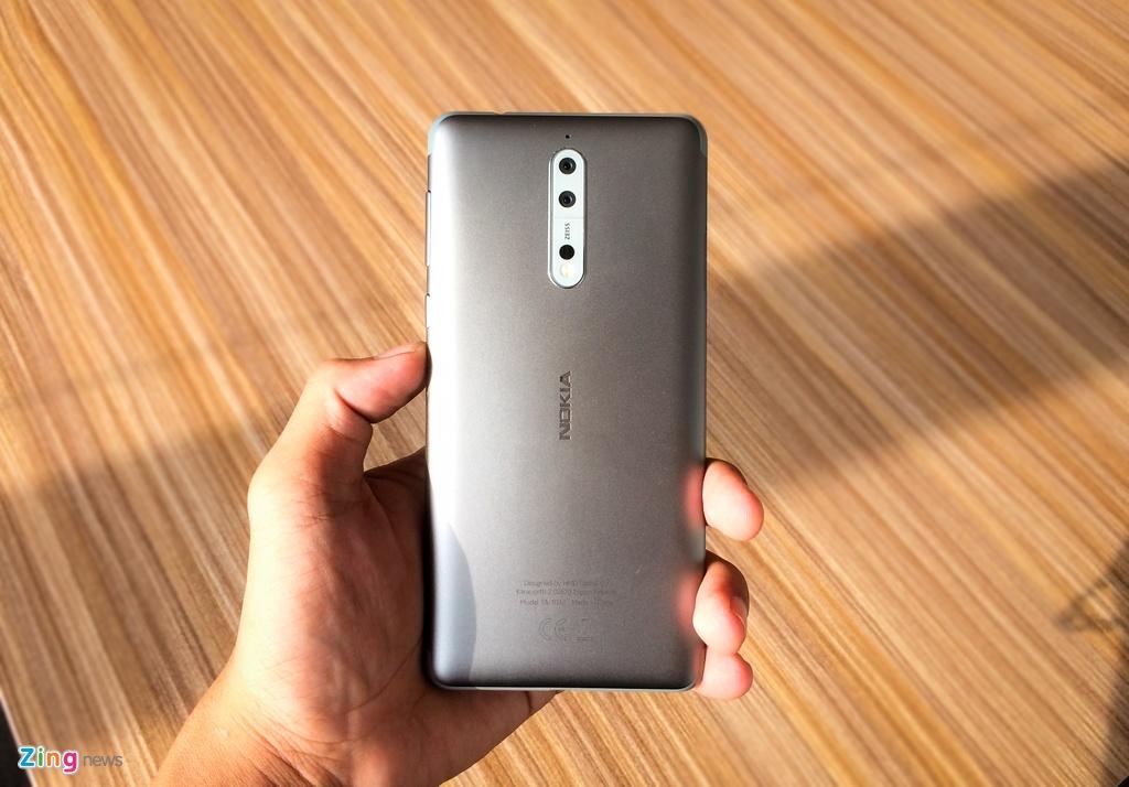 Nokia 8 chinh thuc ra mat anh 2