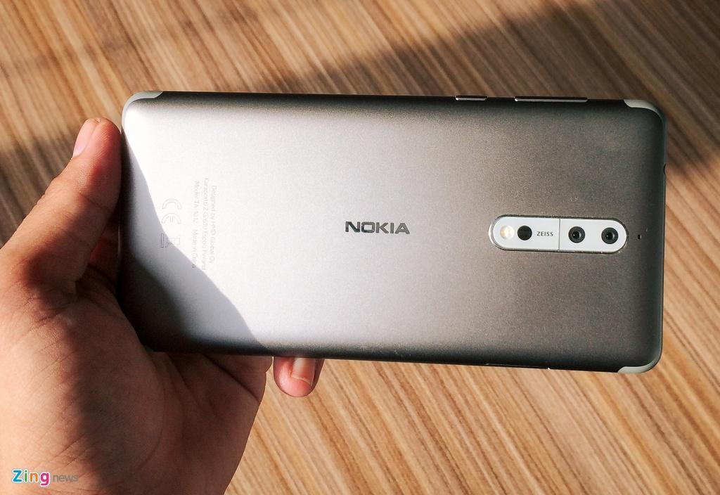 Nokia 8 chinh thuc ra mat anh 4