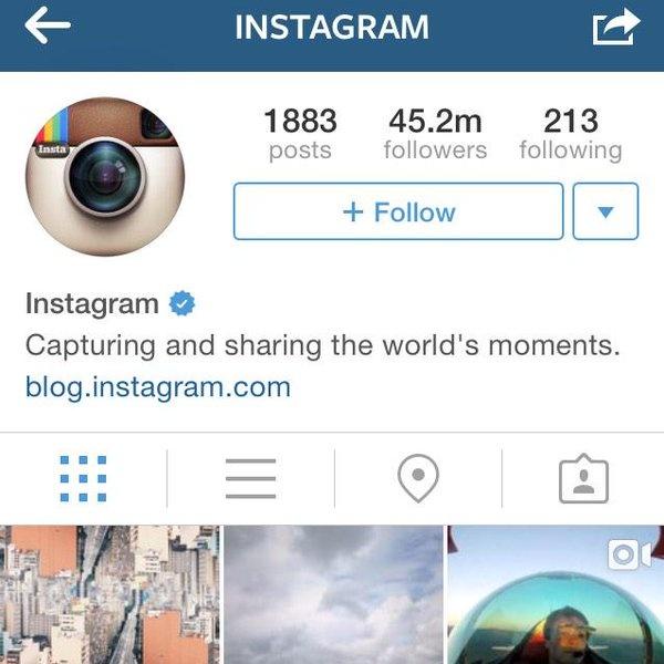 Dau xanh Instagram co gia nghin USD tren cho den hinh anh 1