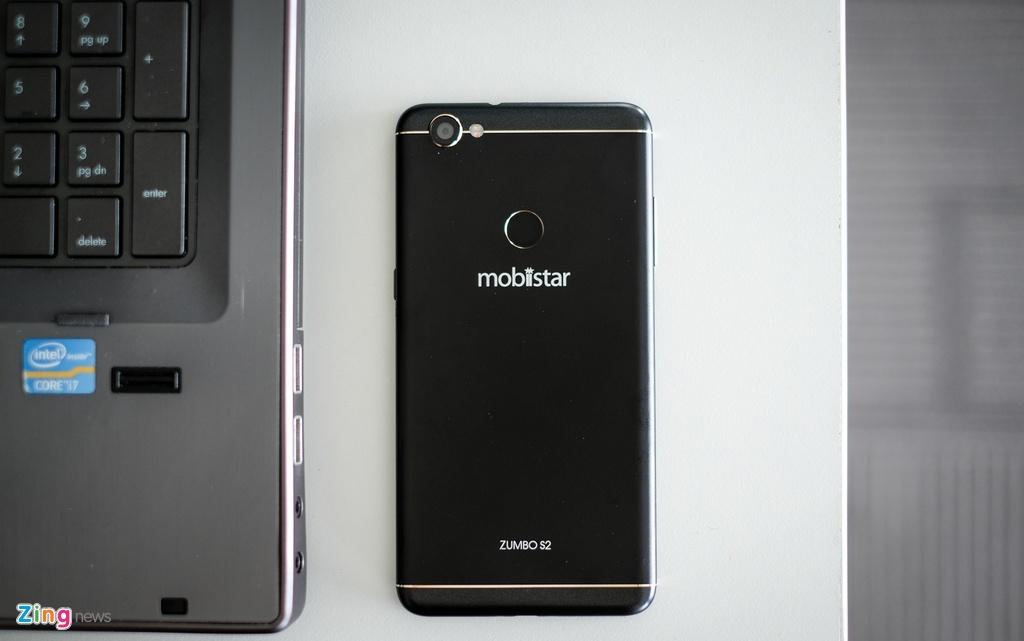 danh gia Mobiistar Zumbo S2 Dual anh 2