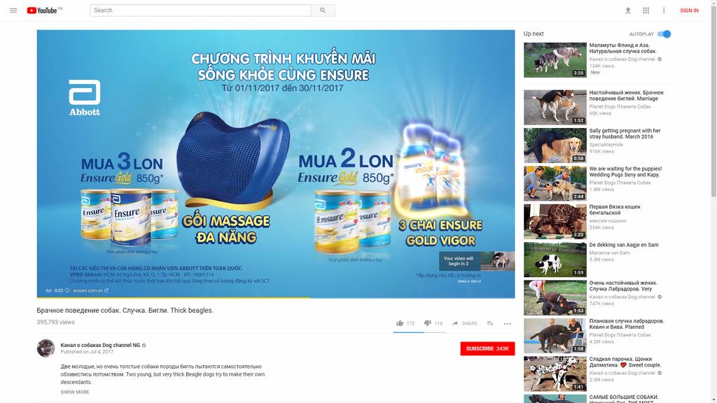 Nhieu kenh YouTube bi 'cam' quang cao, nhan hang bi doa tay chay hinh anh 3