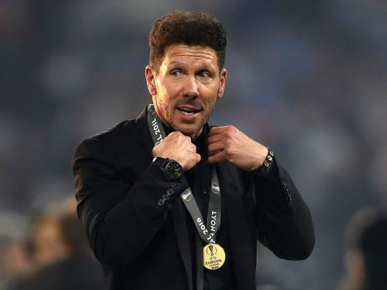 Atletico Madrid,  Diego Simeone,  Fernando Torres,  Griezmann anh 5