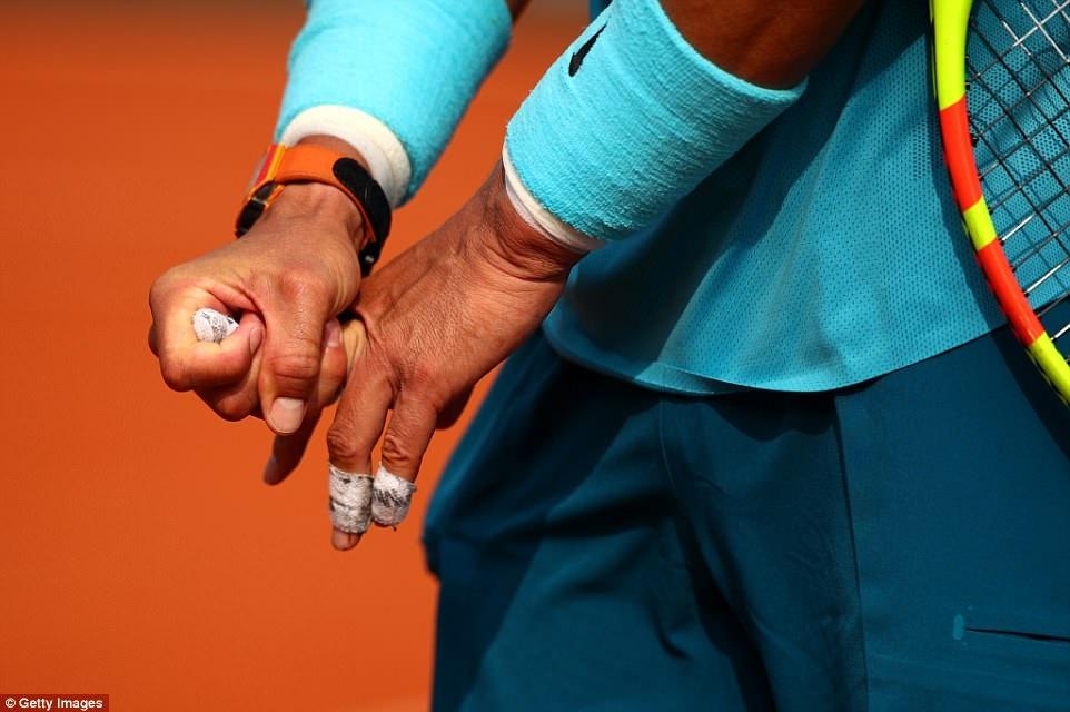 HLV Zidane chung kien tay vot Nadal keo dai ky luc o Phap mo rong hinh anh 10