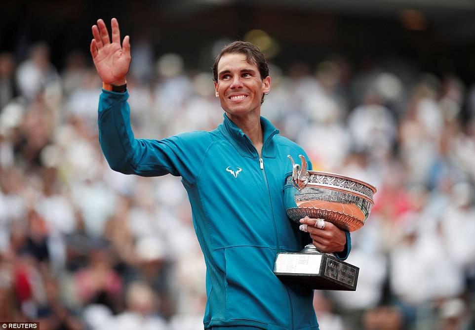 HLV Zidane chung kien tay vot Nadal keo dai ky luc o Phap mo rong hinh anh 3