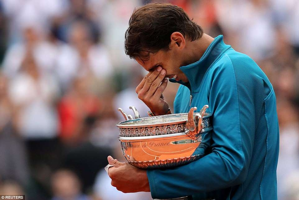 HLV Zidane chung kien tay vot Nadal keo dai ky luc o Phap mo rong hinh anh 5