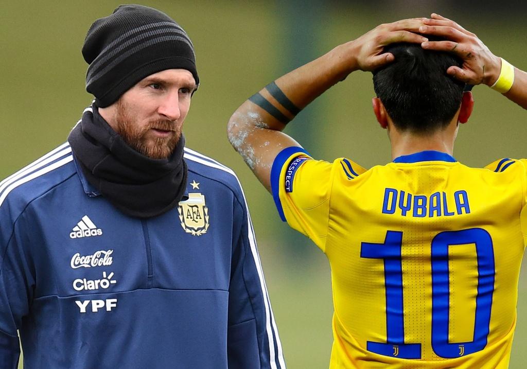 Argentina co nen lieu linh cho Messi va Dybala cung da chinh? hinh anh 3