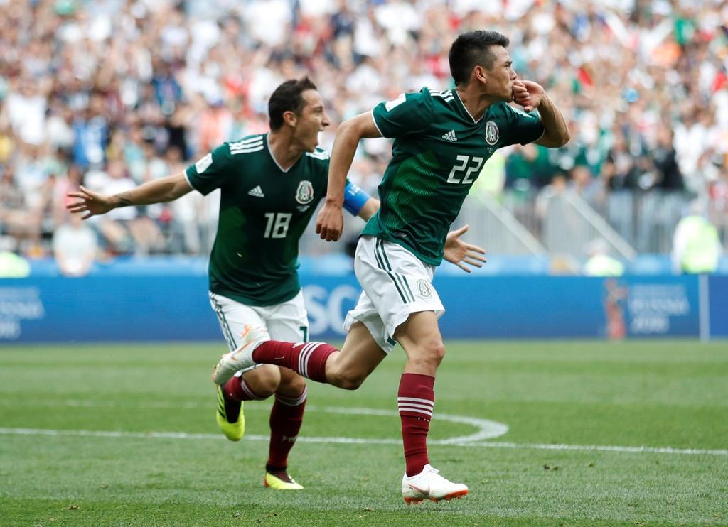 Brazil gap Mexico: Dung giam phai 'vet xe do' cua doi tuyen Duc hinh anh 1