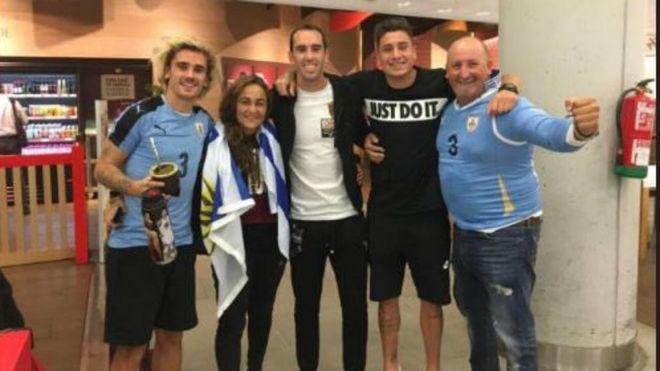 Suarez: Griezmann khong hieu gi ve nguoi Uruguay hinh anh 1