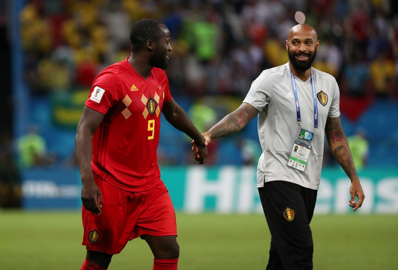 Lukaku tro thanh tien dao toan dien nhat World Cup nhu the nao? hinh anh 1