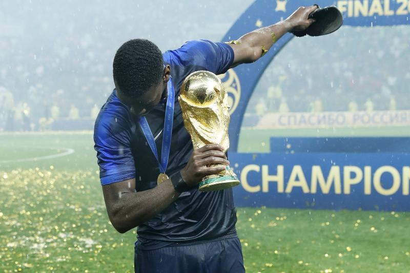 Sau World Cup, Pogba co tao ra su khac biet o Man United? hinh anh 1