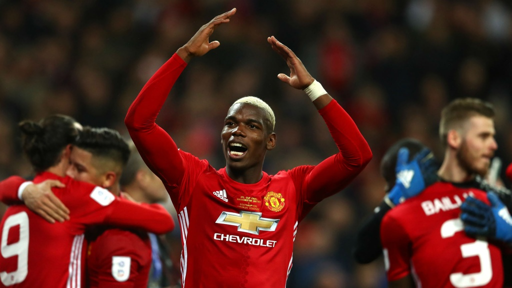 Pogba tro lai Manchester United anh 3