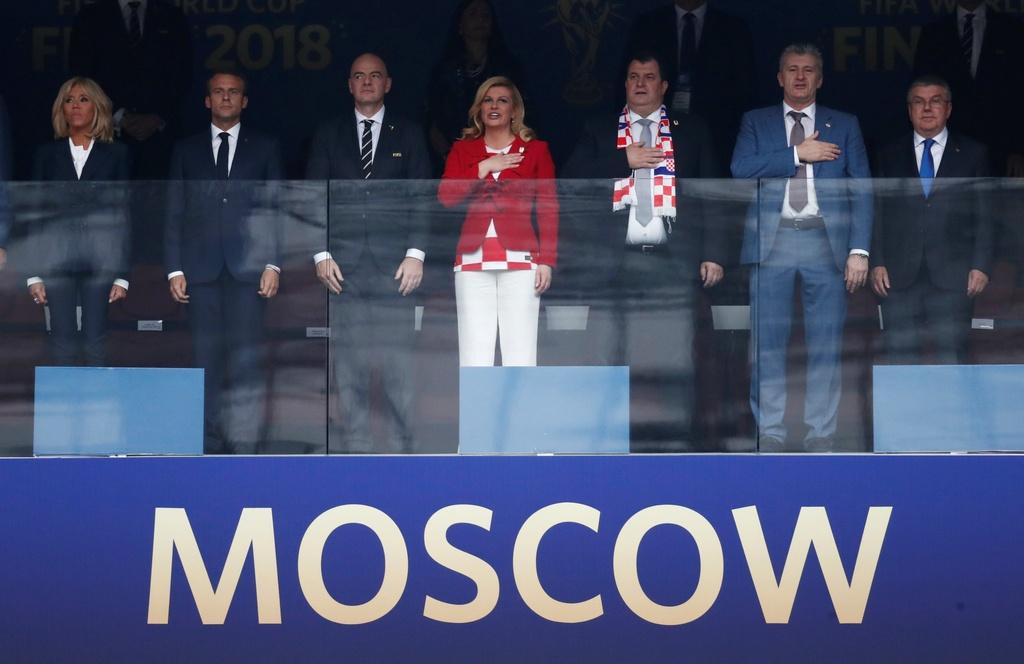Doi tuyen Croatia,  World Cup,  Doi tuyen Phap,  chung ket anh 2