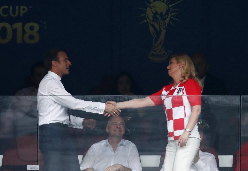 Doi tuyen Croatia,  World Cup,  Doi tuyen Phap,  chung ket anh 3
