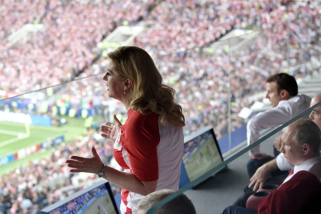 Doi tuyen Croatia,  World Cup,  Doi tuyen Phap,  chung ket anh 4