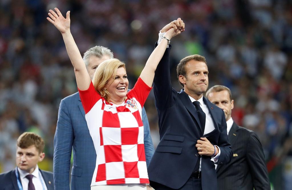 Doi tuyen Croatia,  World Cup,  Doi tuyen Phap,  chung ket anh 6
