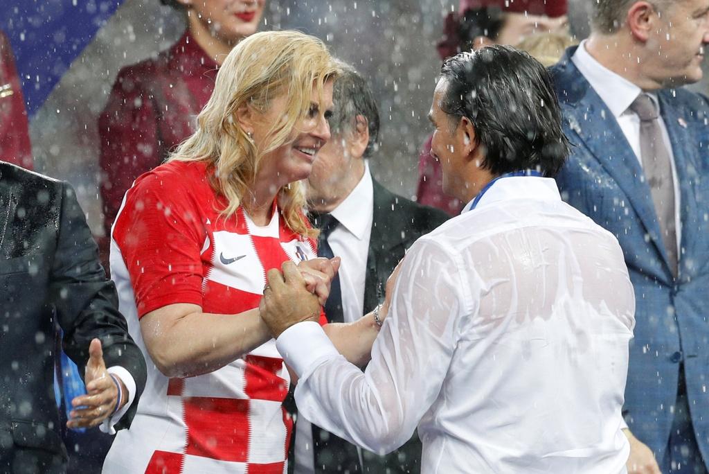 Doi tuyen Croatia,  World Cup,  Doi tuyen Phap,  chung ket anh 9