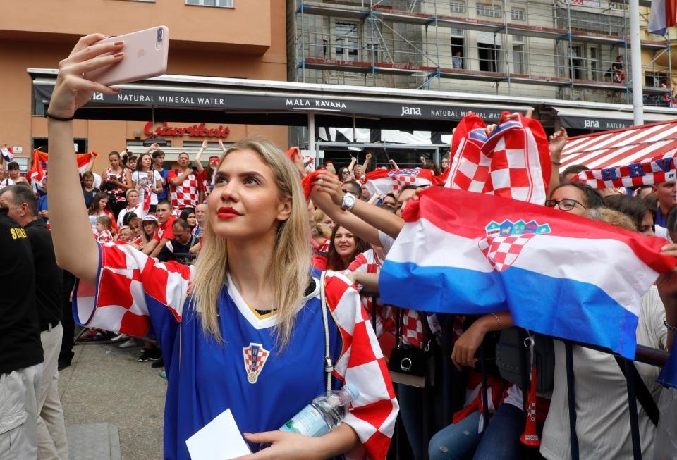 Thu do Croatia rop co hoa don nhung nguoi hung tro ve tu World Cup hinh anh 11