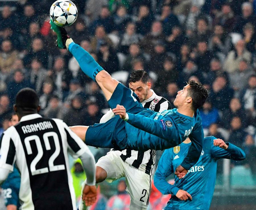 Ronaldo: 'Khong kho khan de quyet dinh roi Real sang Juventus' hinh anh 2