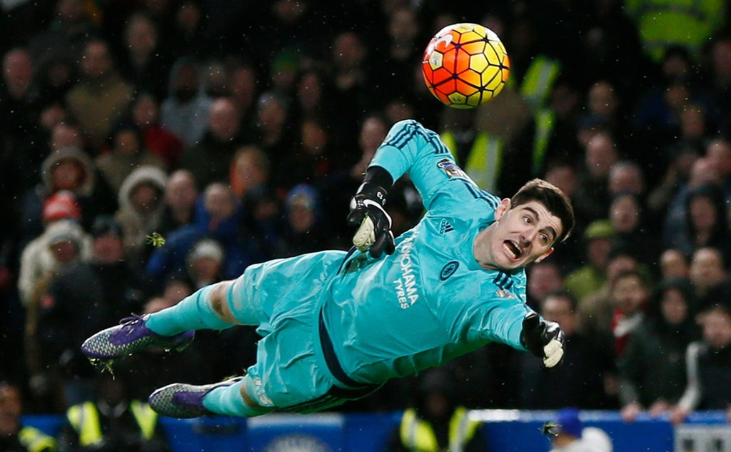 Thibaut Courtois: Vi con tim luon huong ve thanh Madrid hinh anh 2