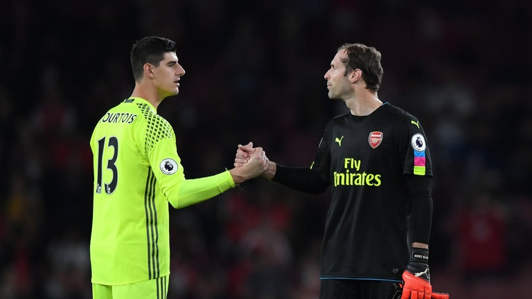 Thibaut Courtois: Vi con tim luon huong ve thanh Madrid hinh anh 3