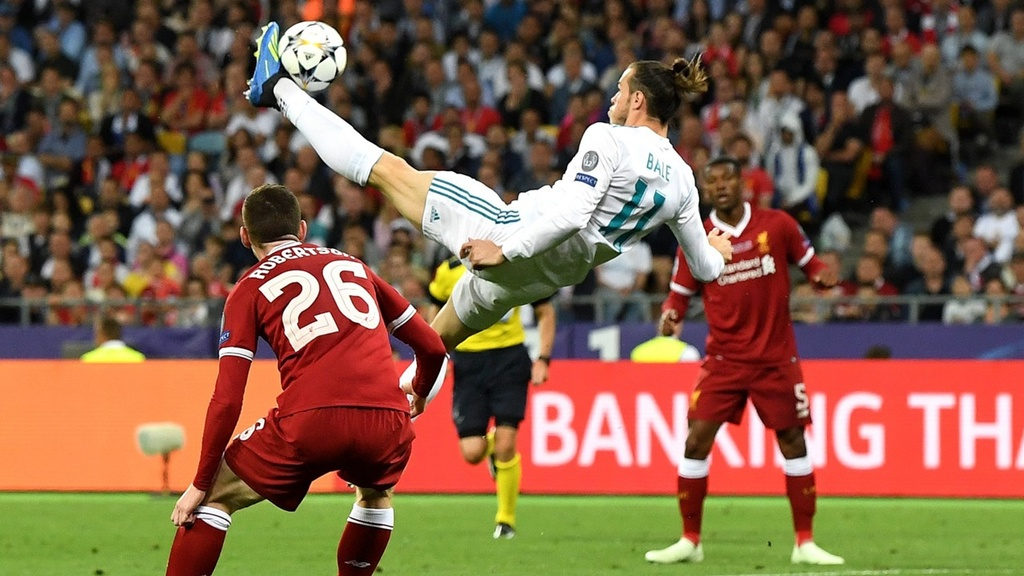 Gareth Bale tren hanh trinh vuot Cristiano Ronaldo hinh anh 3
