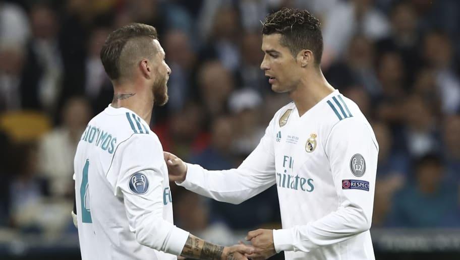 Zidane so sanh tam anh huong cua Ronaldo va Ramos o Real hinh anh 2