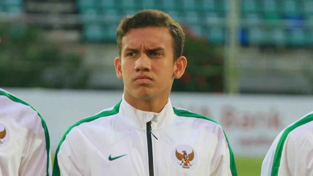 Egy Maulana,  than dong 18 tuoi,  doi tuyen Indonesia,  AFF Cup 2018 anh 1