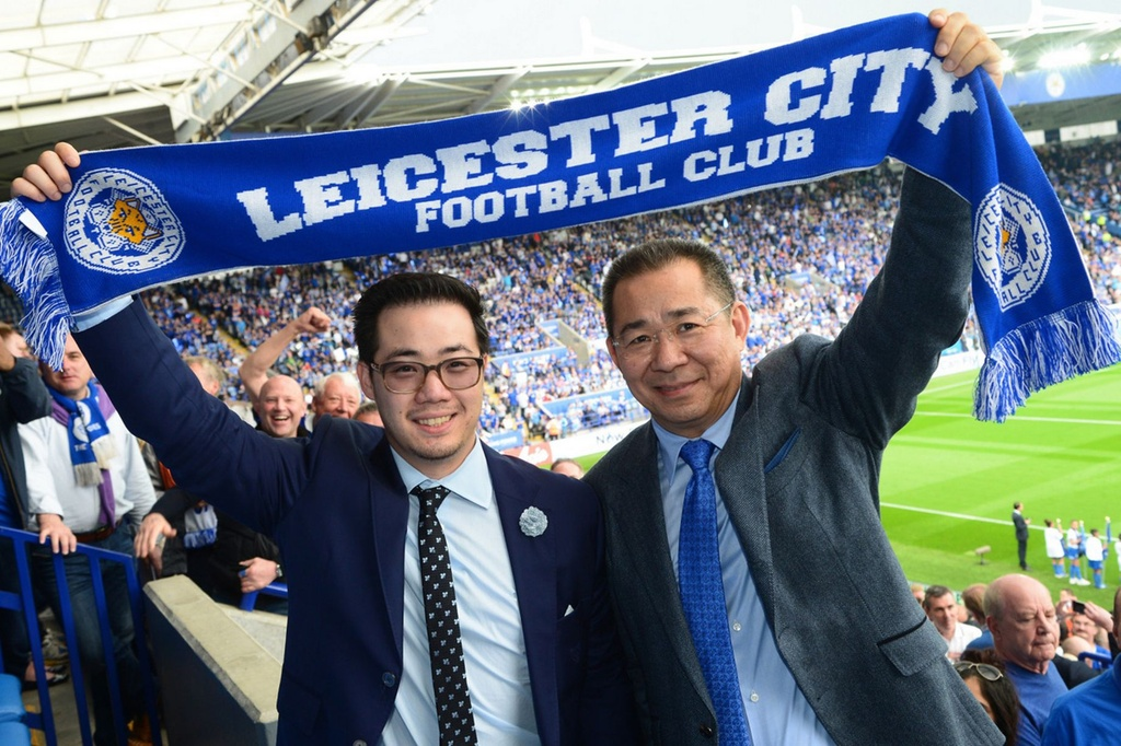 Ong chu Leicester City,  roi truc thang anh 5