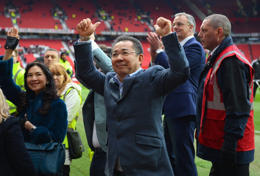 Ong chu Leicester City,  roi truc thang anh 9