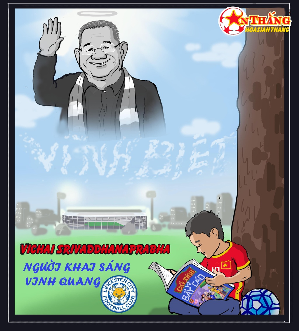 Ong chu Leicester City,  roi truc thang anh 3