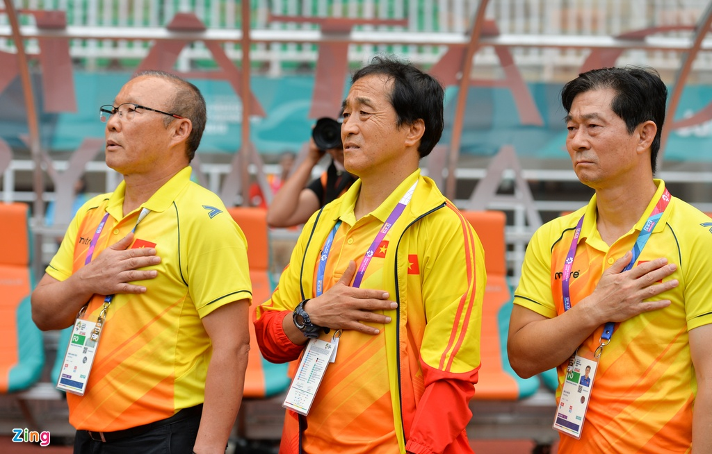 Truong doan DT Viet Nam: Can giai quyet van de tam ly o AFF Cup 2018 hinh anh 4