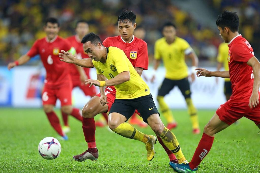 Malaysia, Myanmar dan 'lo bai' sau 2 chien thang nguoc tai AFF Cup hinh anh 1