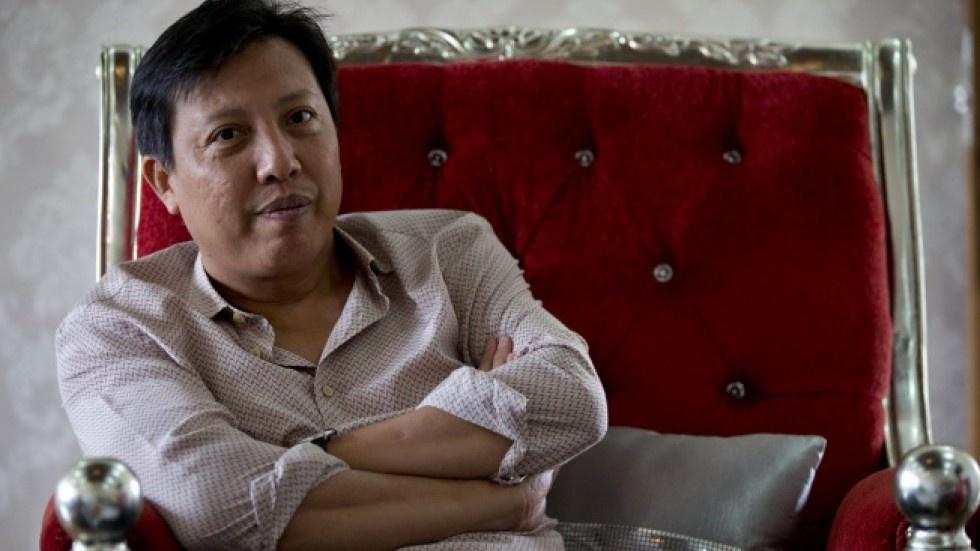 ty phu Zaw Zaw,  doi tuyen Viet Nam,  Myanmar,  AFF Cup,  World Cup anh 1