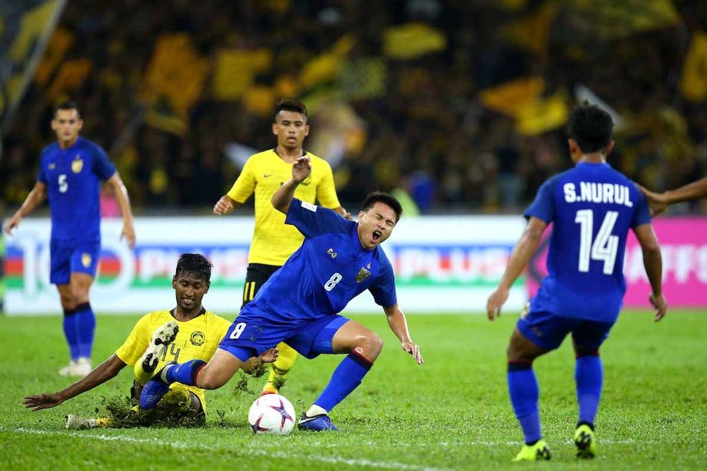 Thai Lan vs Malaysia: Khi doi chu nha chiu ap luc lon hinh anh 1