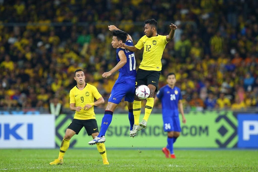Talaha - ngoi sao noi bat cua Malaysia nho tinh than tap luyen hinh anh 1