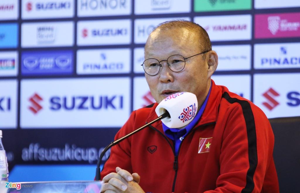Bao chi Han Quoc: Ky luc moi doi HLV Park Hang-seo neu vo dich AFF Cup hinh anh 3