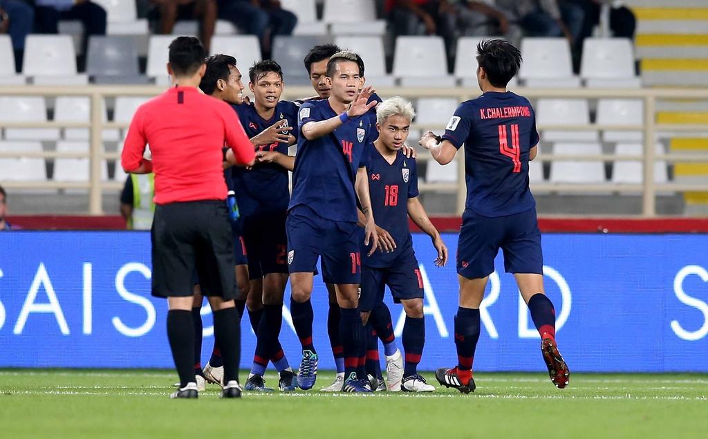 Co phan thay hay khong, 'Messi' Chanathip van la so mot cua Thai Lan hinh anh 1