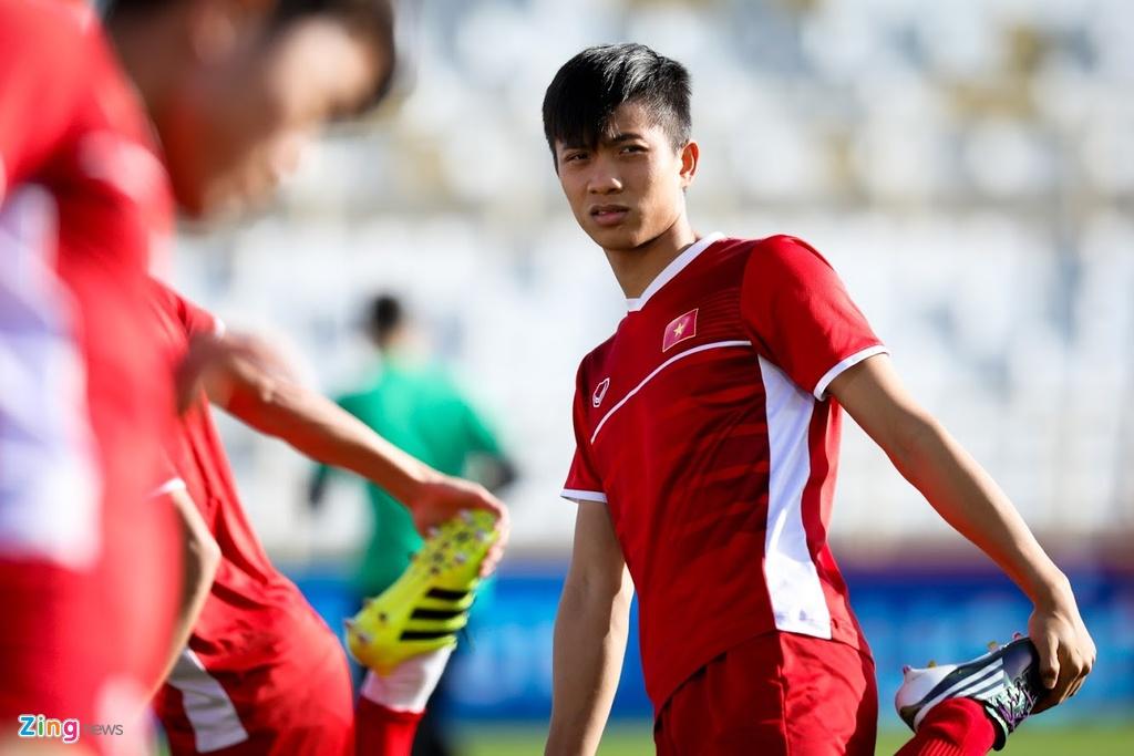 Viet Nam vs Iran,  thu mon Dang Van Lam,  Asian Cup 2019 anh 4