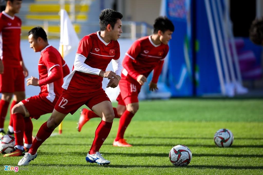 Viet Nam vs Iran,  thu mon Dang Van Lam,  Asian Cup 2019 anh 6