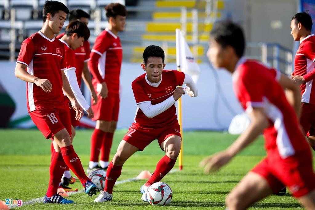 Viet Nam vs Iran,  thu mon Dang Van Lam,  Asian Cup 2019 anh 7