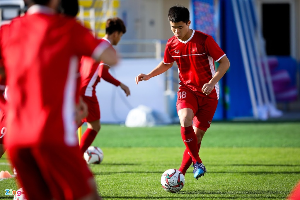 Viet Nam vs Iran,  thu mon Dang Van Lam,  Asian Cup 2019 anh 8