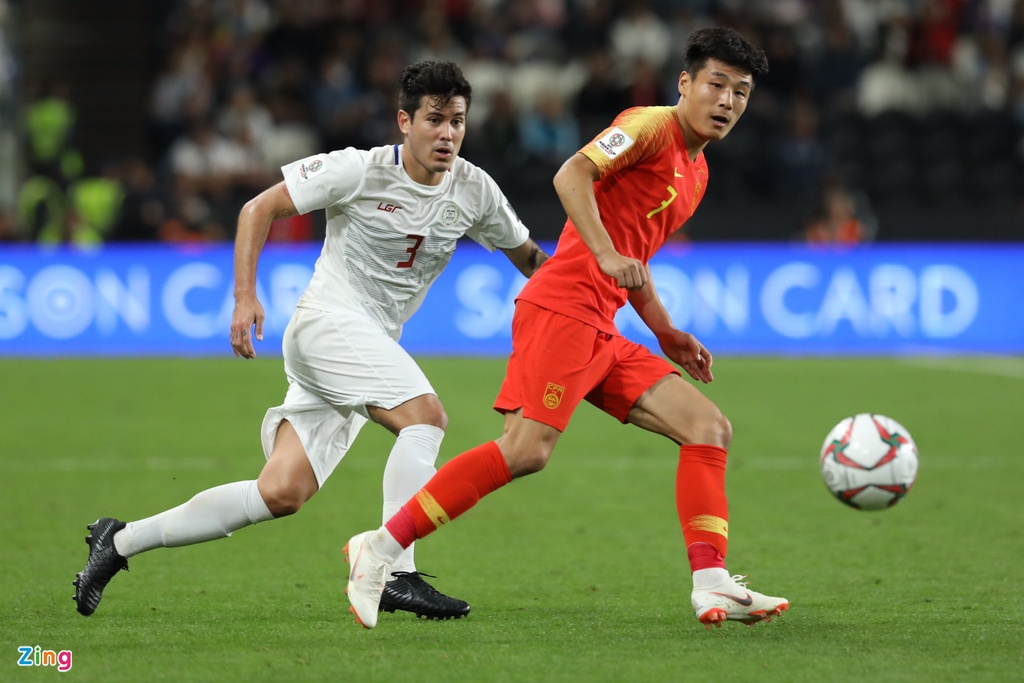 Wu Lei la ai,  Trung Quoc thang Philippines Asian Cup,  lich thi dau Asian Cup 2019 anh 1